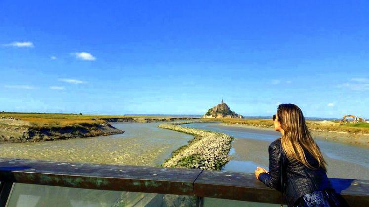 Melhor época para conhecer o Mont Saint Michel