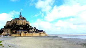 Lugares mais visitados na França - Dicas sobre o Mont Saint Michel
