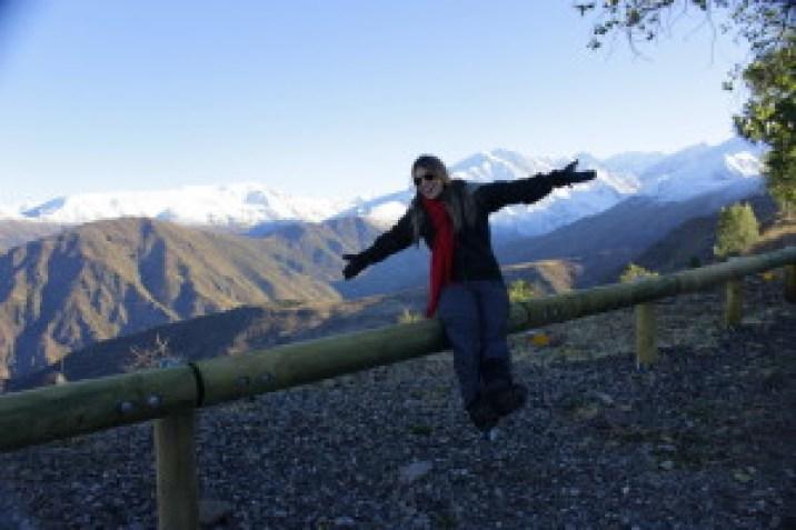 Valle Nevado - Ótimo lugar para ver neve