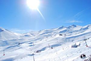 Valle Nevado - Um ótimo lugar pra ver neve