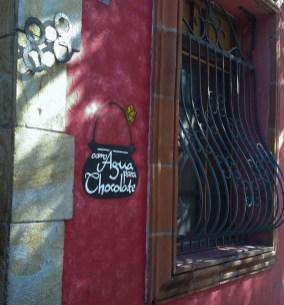 Entrada - Como àgua para Chocolate