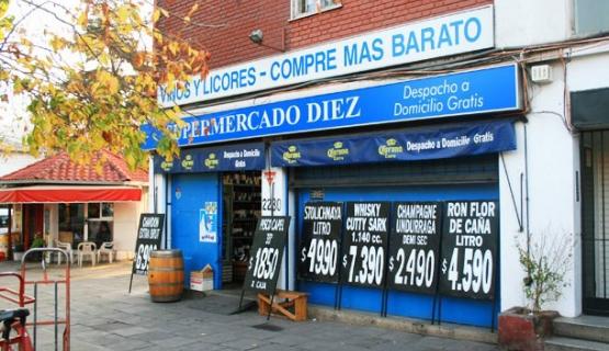 Os melhores lugares para comprar vinho em Santiago