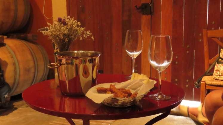 Palivou Estate - Degustação de Vinho na Grécia