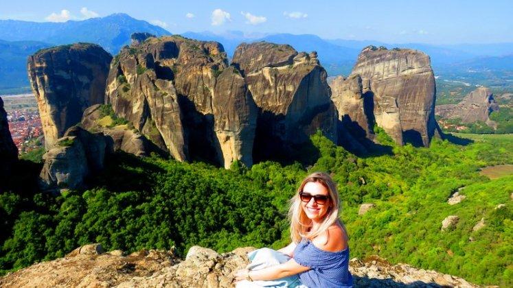 O que fazer na Grécia - Meteora