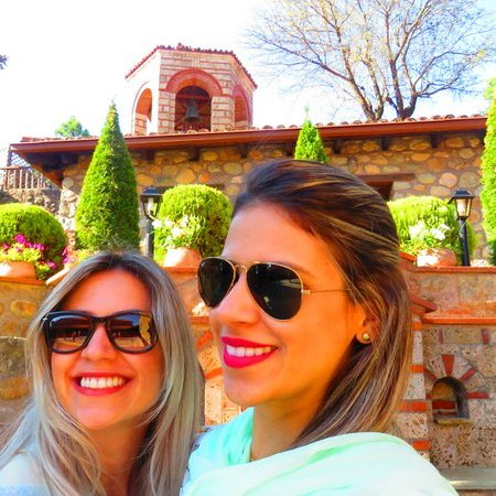 Visita aos mosteiros de Meteora