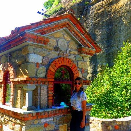 Passeio em Meteora