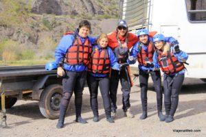 Rafting em Mendoza pela Argentina Rafting