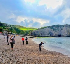 Praia de Galet – Etretat