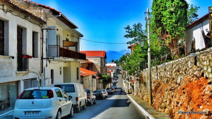 Ruas de Delfos