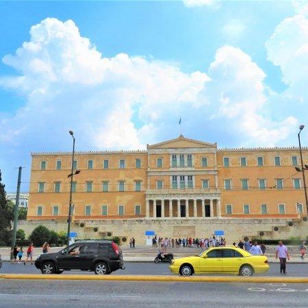 Roteiro em Atenas - Syntagma Square