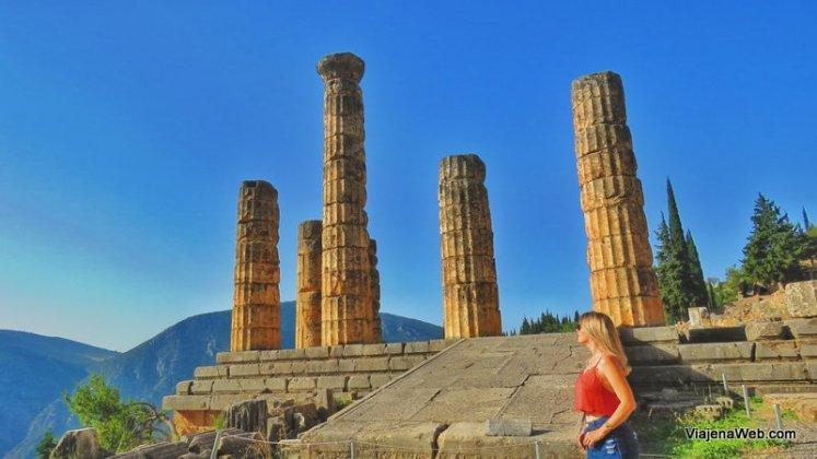 Delfos na Grécia - Histórias sobre o oráculo