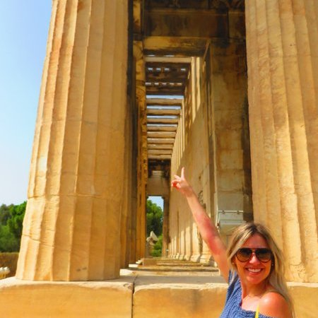 Templos para conhecer em Atenas