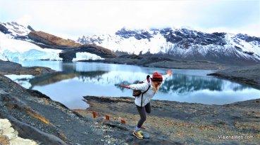 Lago no Glacier Pastoruri