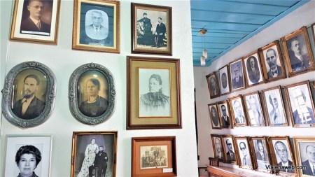 Todos os prefeitos da cidade ganham uma foto na parede!