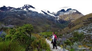 Altitude em Huaraz