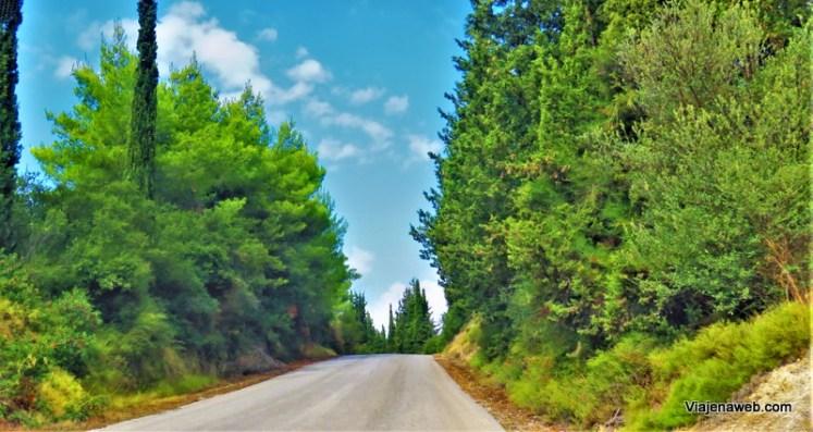 estradas gregas