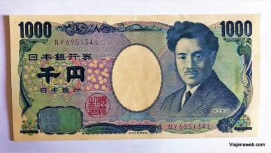 Quanto custa viajar para o Japão - Moeda Japonesa