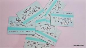 Quanto custa viajar para o Japão - Bilhetes para o trem bala