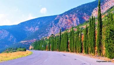 Road Trip na Grécia - Dirigindo de Atenas a Zakynthos