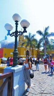 La Ermita - Bairro Barranco