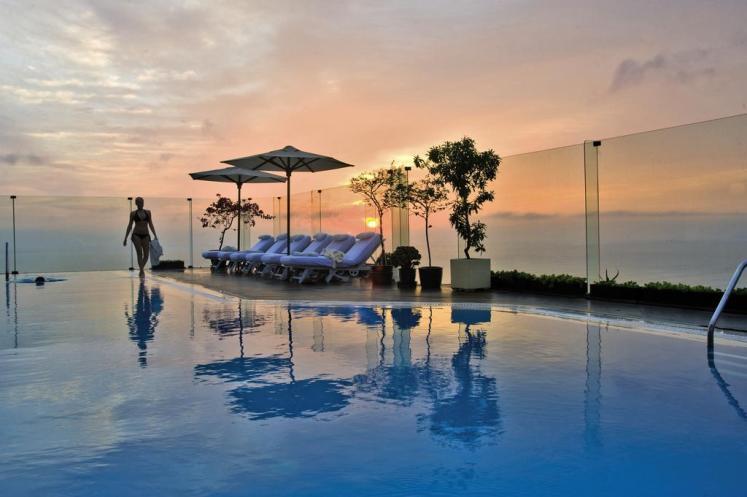Dica de Hotel de luxo em Lima - Belmont Park Miraflores