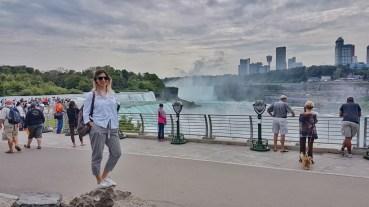 Niagara Falls - Lado Americano ou Canadense