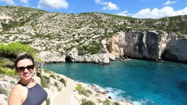 Porto Limnionas - Praia em Zakynthos (2)