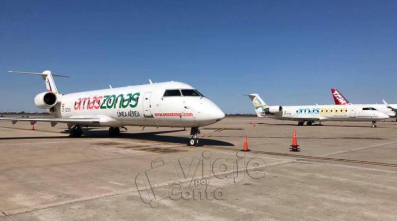 Amaszonas Paraguay anuncia voos diretos entre Assunção e três capitais brasileiras a partir de dezembro