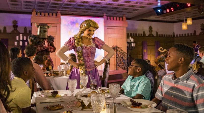 Disney inaugura restaurante da Rapunzel inspirado no filme Enrolados