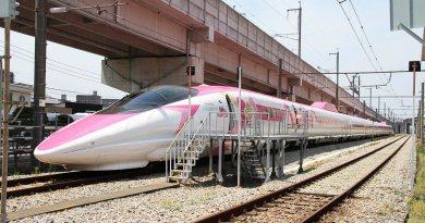 Fofurômetro: Japão inaugura trem-bala com tema da Hello Kitty; veja fotos