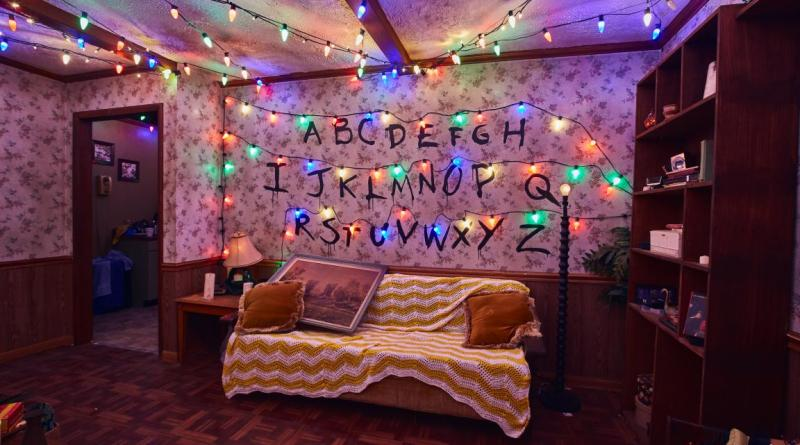Novidade em Orlando: Veja como será o interior das casas de Stranger Things no Halloween da Universal