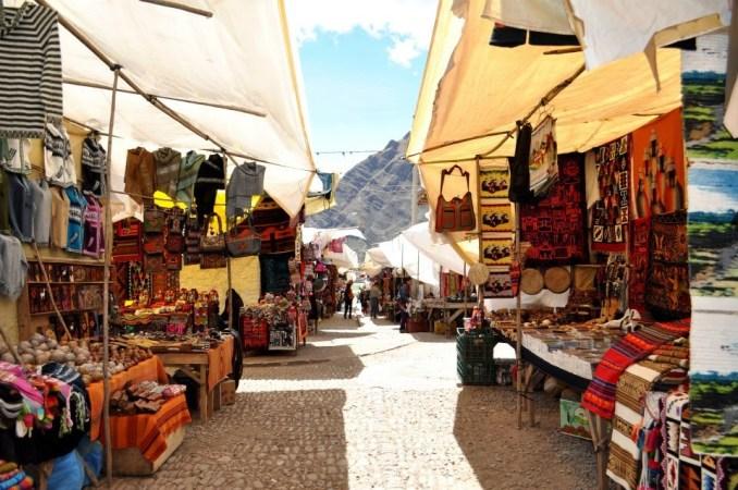 Mercado de Pisaq