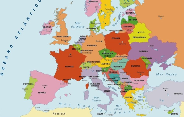Como Planifique Mi Viaje A Europa Viajera Activa