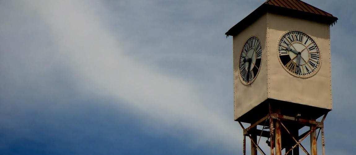 El reloj de Montecristi