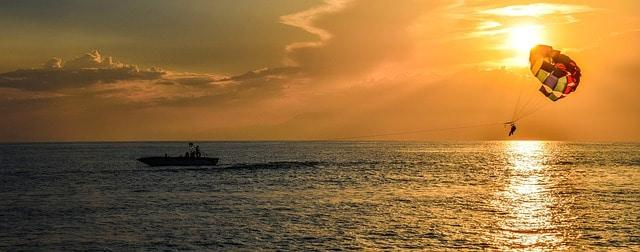 Paravelismo en Mar Caribe