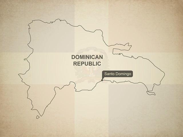 Qué ver en Santo Domingo Mapa