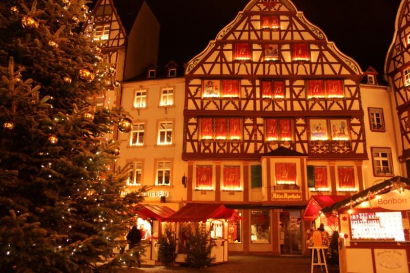 Navidad en Bernkastel-Kues
