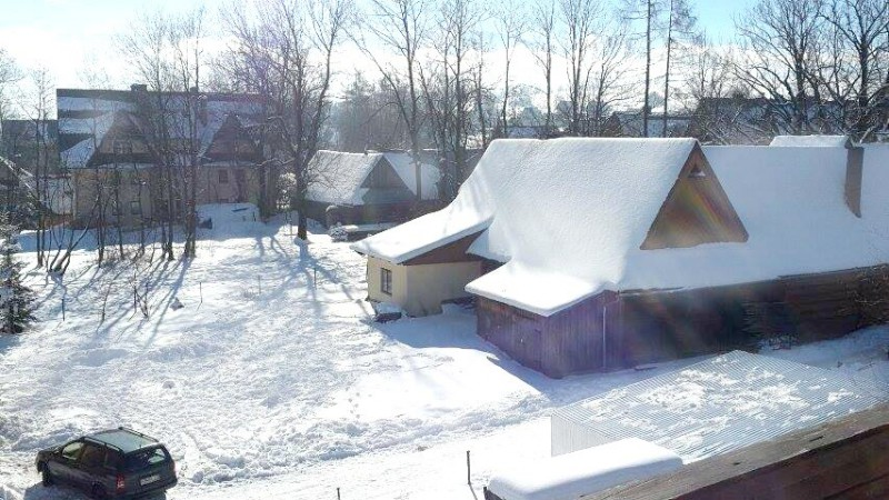 Esquiar barato Polonia