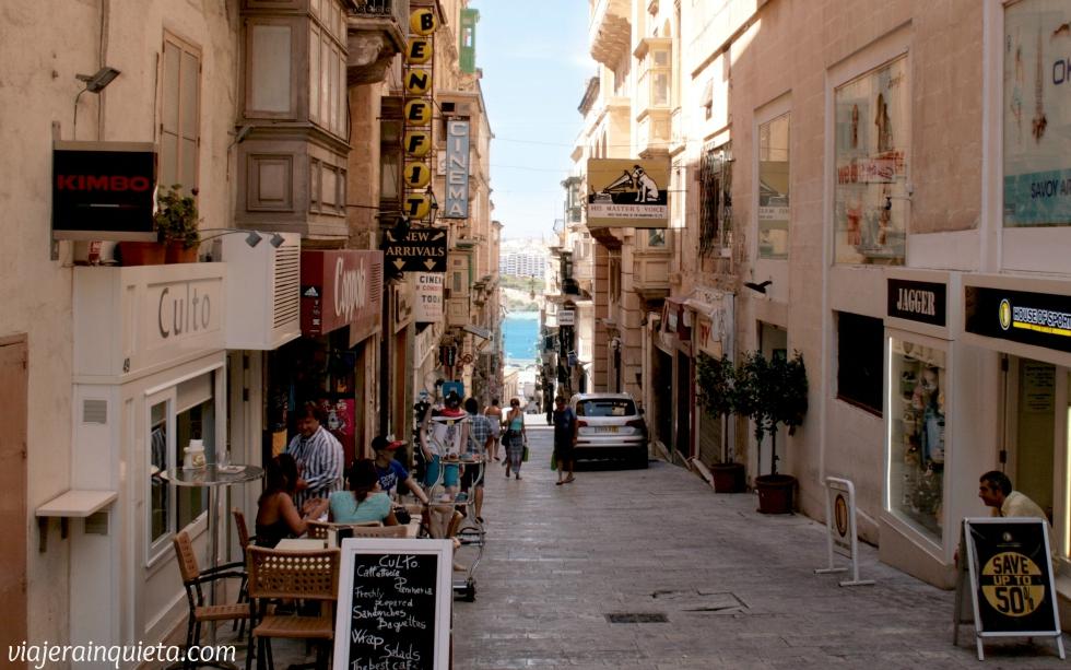 Viaje Malta