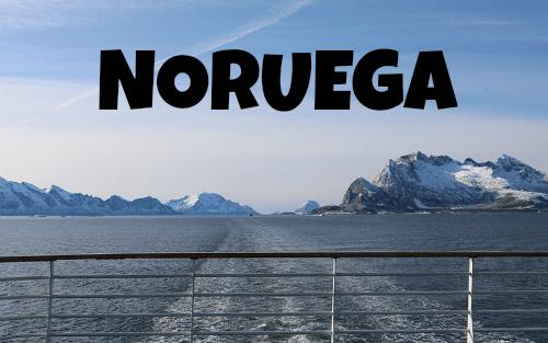 Viaje Noruega que ver