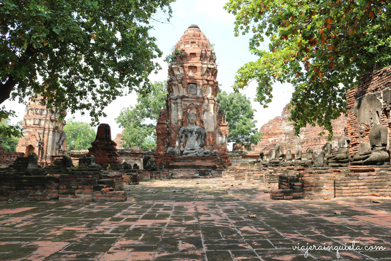 Ruta-Ayutthaya