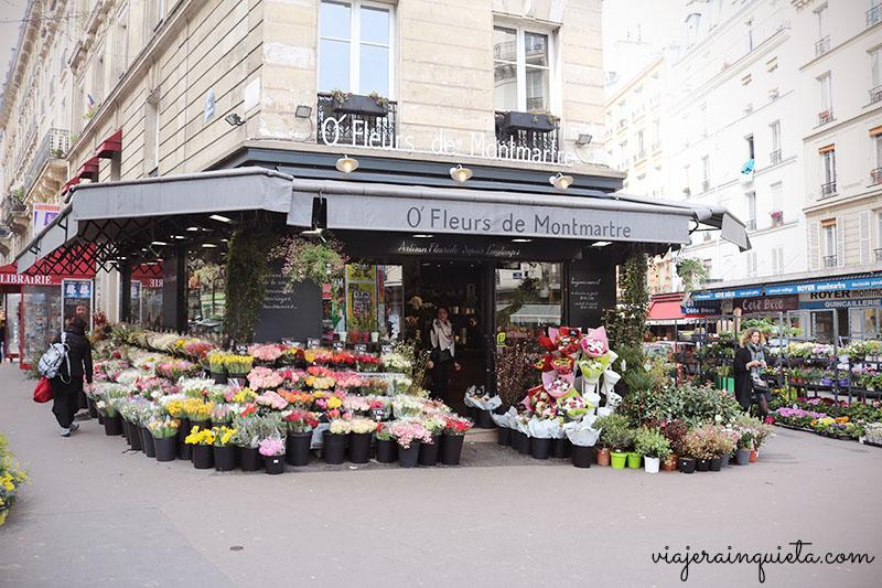 Flores Montmartre