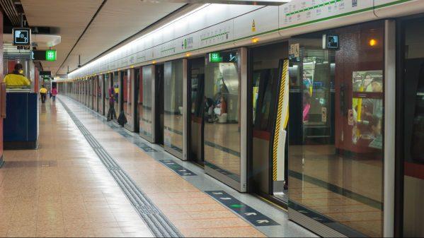 Resultado de imagen de metro hong kong
