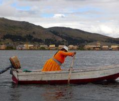 Islas de los Uros, Lago Titicaca