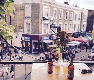 Portobello Road, Londres