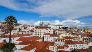 Mirador de Santa Luzia, Lisboa