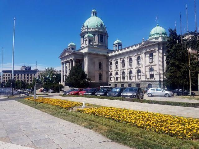 Asamblea Nacional de Serbia