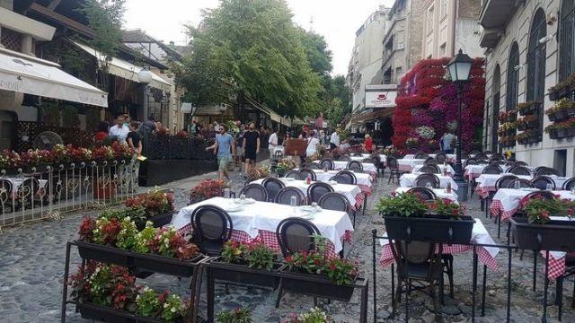 Dónde comer en Belgrado