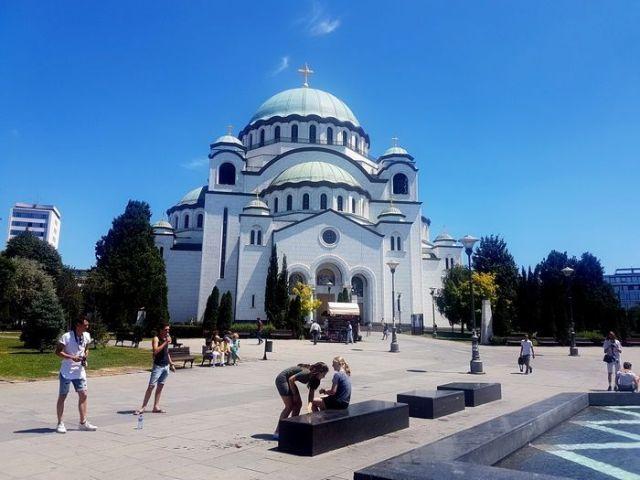 Iglesia de San Sava Belgrado