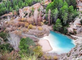 Chorreras de Enguídanos, en la Serranía de Cuenca